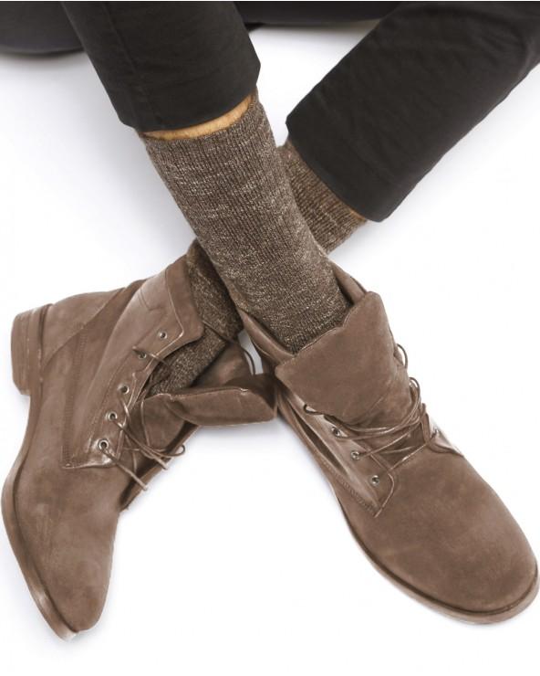 Chaussettes de randonnée chaudes