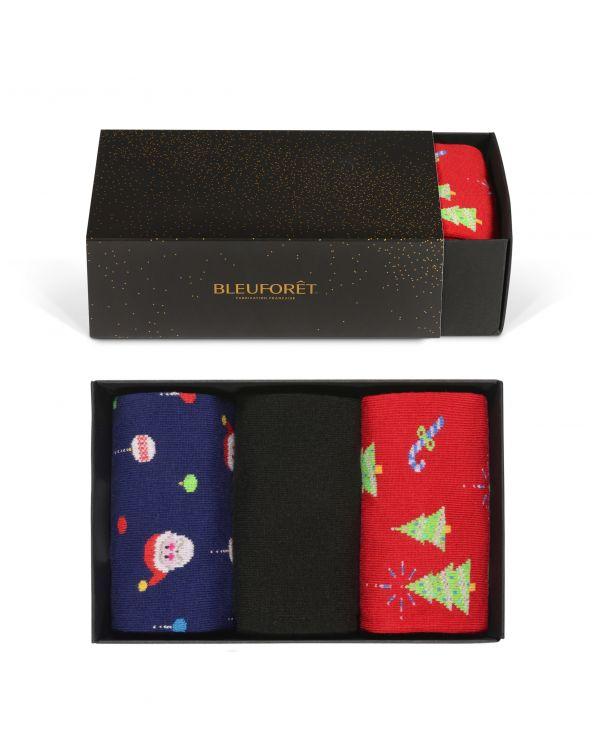 Coffret Cadeau Coton Fantaisies de Noël