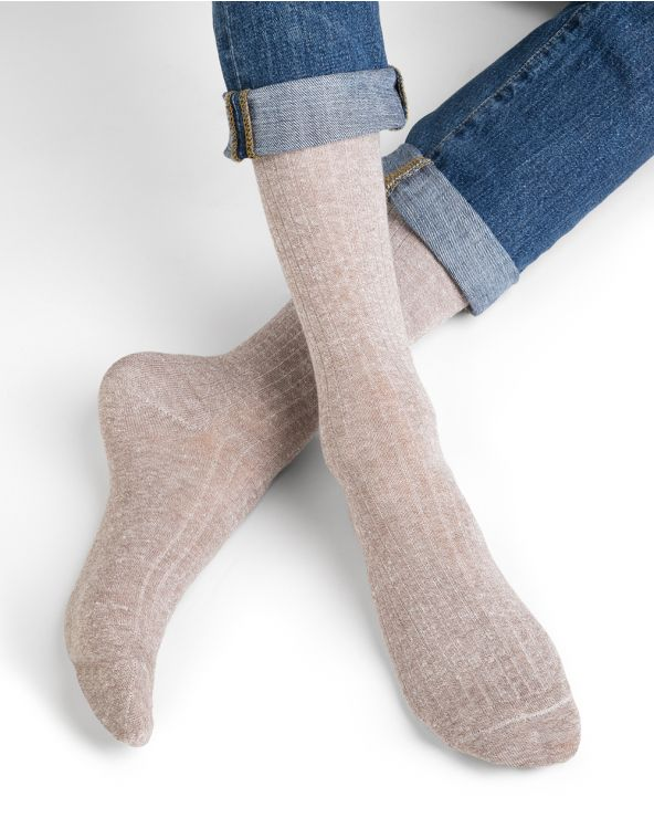 Chaussettes lin