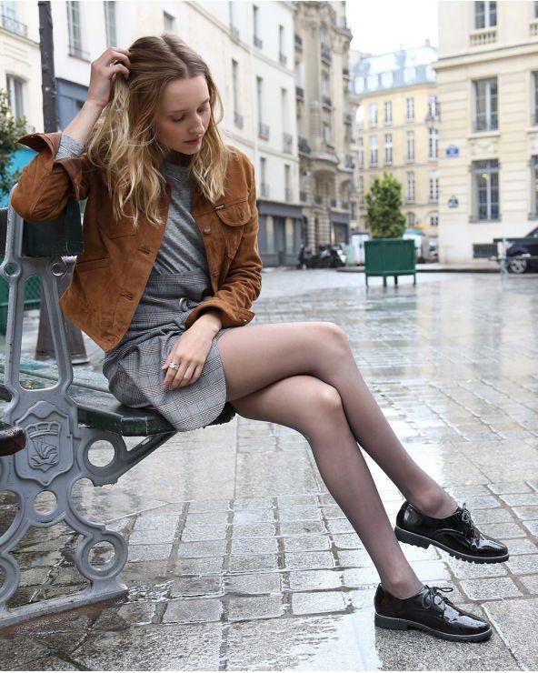 18D transparante panty - Excellence