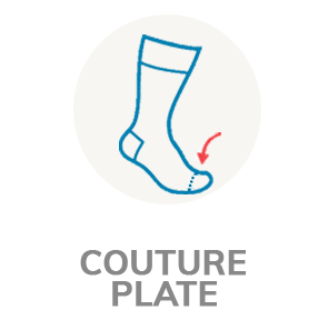 Couture plate